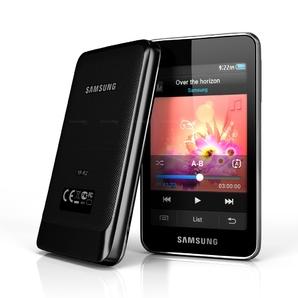 Samsung YP-R2 4Gb Black
